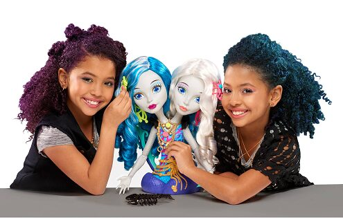Monster High Peri and Pearl Serpentine Styling Head  $12.97