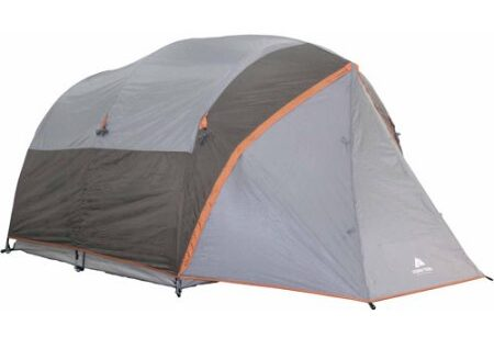 Ozark Trail Camping Tent, Comfortably Sleeps Four $59 (Reg $112)