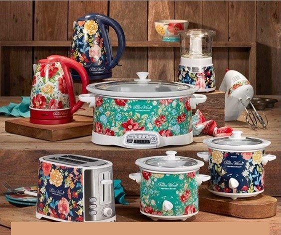 Pioneer Woman Small Appliances As Low As $19.88