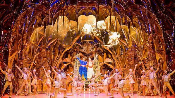 Disney's Aladdin Musical – Discount Tickets for Seattle Performance – As low as $24