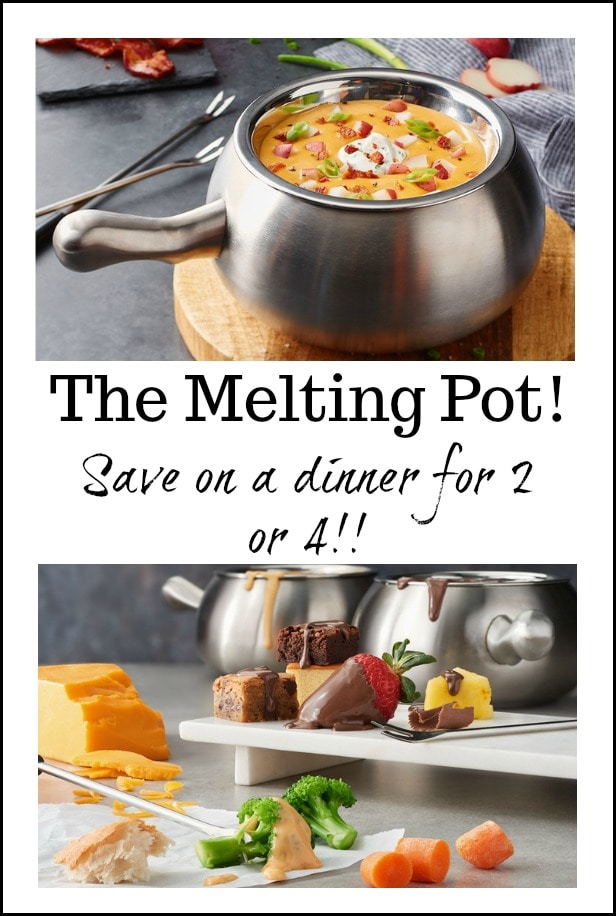 The Melting Pot Seattle Tacoma Or Bellevue 66 Dinner For 2