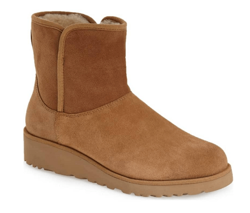 UGG Boot Sale: Kristin Classic Slim Water Resistant Mini Boot