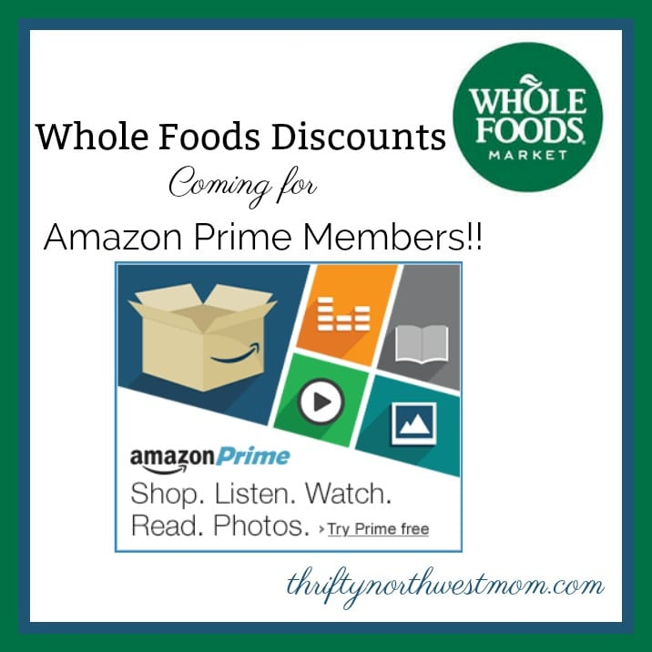 Whole Foods Prime Benefits
