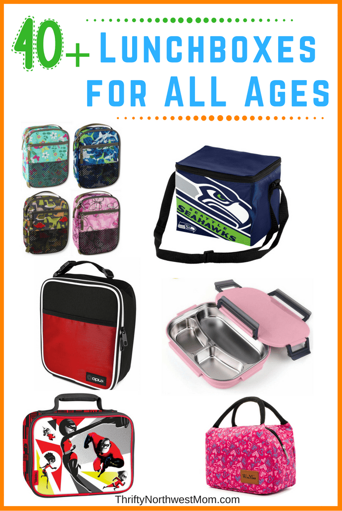 40+ Lunch Boxes for All Ages including Bento Boxes   more! 90b00aa035dba