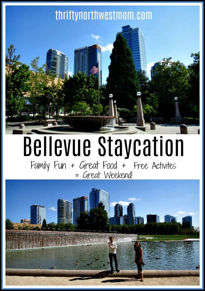 Bellevue Staycation – Exploring the Eastside with Your Family!