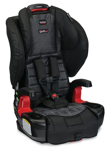 Britax Pioneer Combination Harness-2-Booster Car Seat – Domino