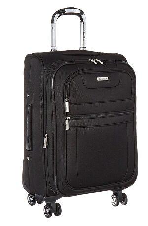 Calvin Klein Gramery 2.0 21″ Upright Suitcase $49.99 (Reg $220)
