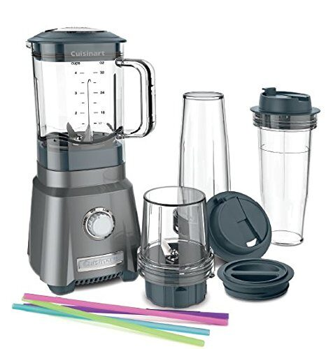 Cuisinart Hurricane Compact Juicing Blender, Gunmetal $65.91!