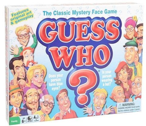 Guess Who? Game $10.80 (Reg $18)