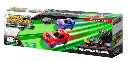 Max Traxxx Tracers Racers Cars & Dual Track Set $17.98 (Reg $29.99)
