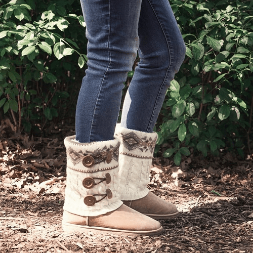 Muk Luks Boots on Sale - Cheryl Boots