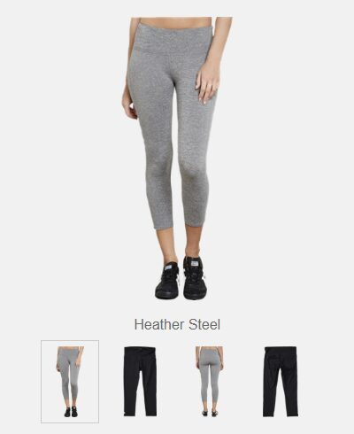 REI Garage Deal Of The Day – Threads for Thought Half Lotus Cropped Leggings $33.73 (Reg $68)