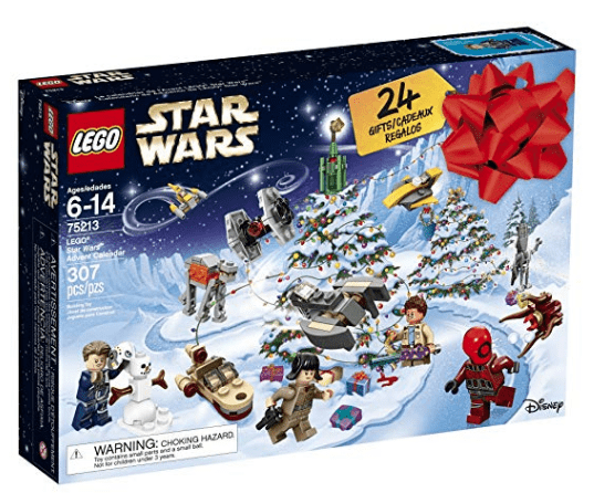 Lego Star Wars Advent Calendar 2018