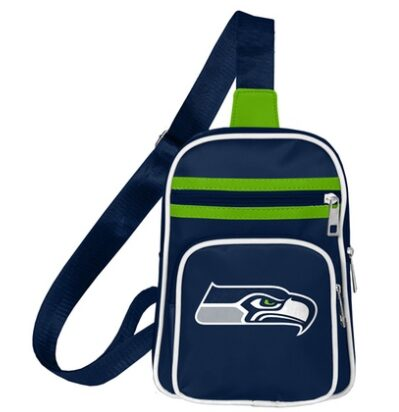 Seahawks NFL Mini Cross-Body Bag $14.99