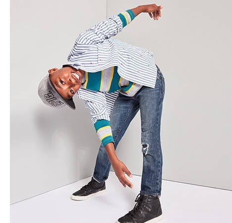 Old Navy Sale – Up to 60% Off Kids Clothes – Long Sleeve Tees $5, Jeans $10 & More!