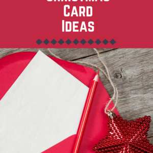 These DIY Christmas Card ideas will inspire you to create unique cards for all your family & friends