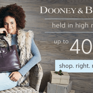 Dooney & Bourke Sale