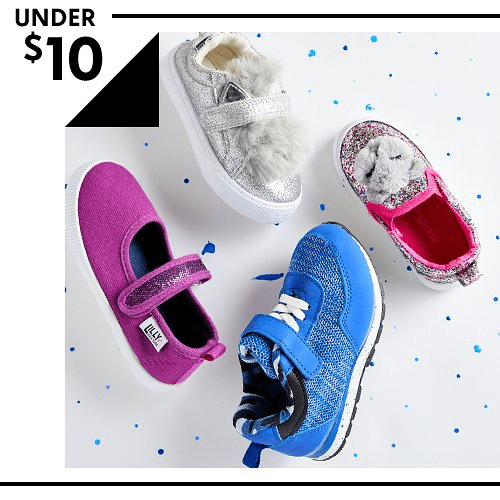 Kids Shoe Sale On Zulily
