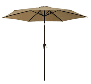 Market Umbrella for Patios or Yards
