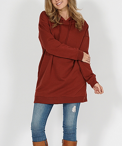 Oversize Pocket Hoodie $13.79 (Reg $68) Today Only