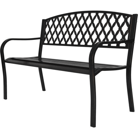 Park Bench 4 ft. Metal $24.18 (Reg $76.07)
