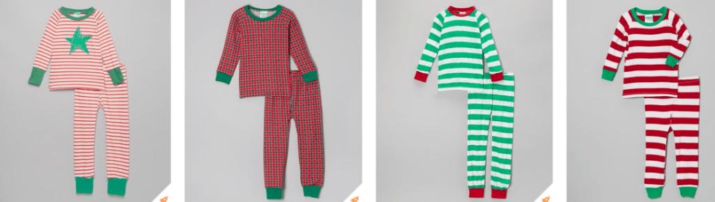 Christmas Pajamas for the Whole Family