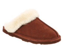 Bearpaw Suede Slipper