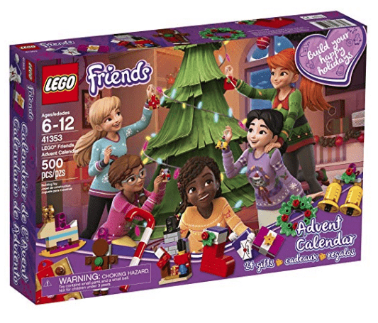 Lego City Advent Calendar 2014 Amazon Sale Discounted Price