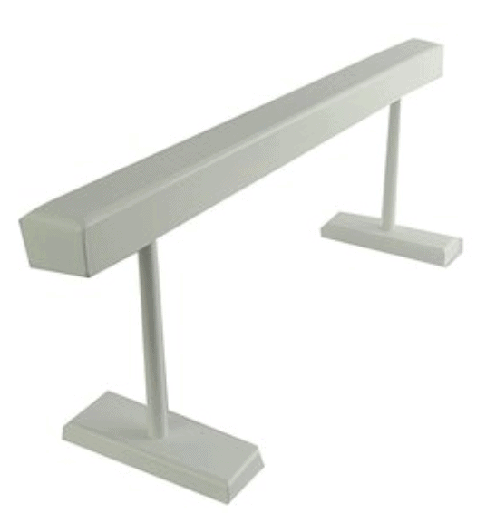 "White Balance Beam for 18"" Doll"
