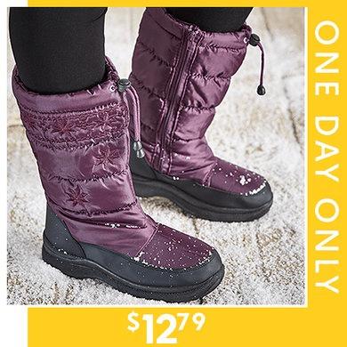 Winter Boot Sale