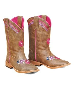 Lasso In Boots from Blazin Roxx – $12.79 Today Only! (That is up to 75% off)!