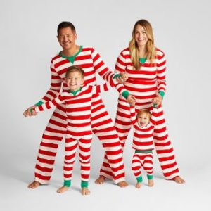 christmas pajamas on sale for the whole family