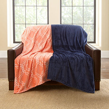 2 Pack Lounge Throws- Only $14.98 Shipped!