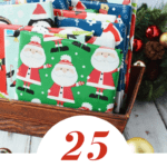 25 Days of Christmas Books for Christmas Countdown Activity