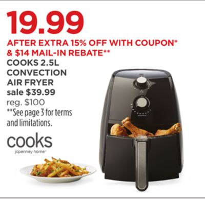 JCPenney Cyber Monday Sale – Small Appliances $7.99, Puffer Jackets $26.24 & More!