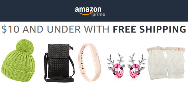 Amazon Sale – Bargain Finds Page With Free Shipping