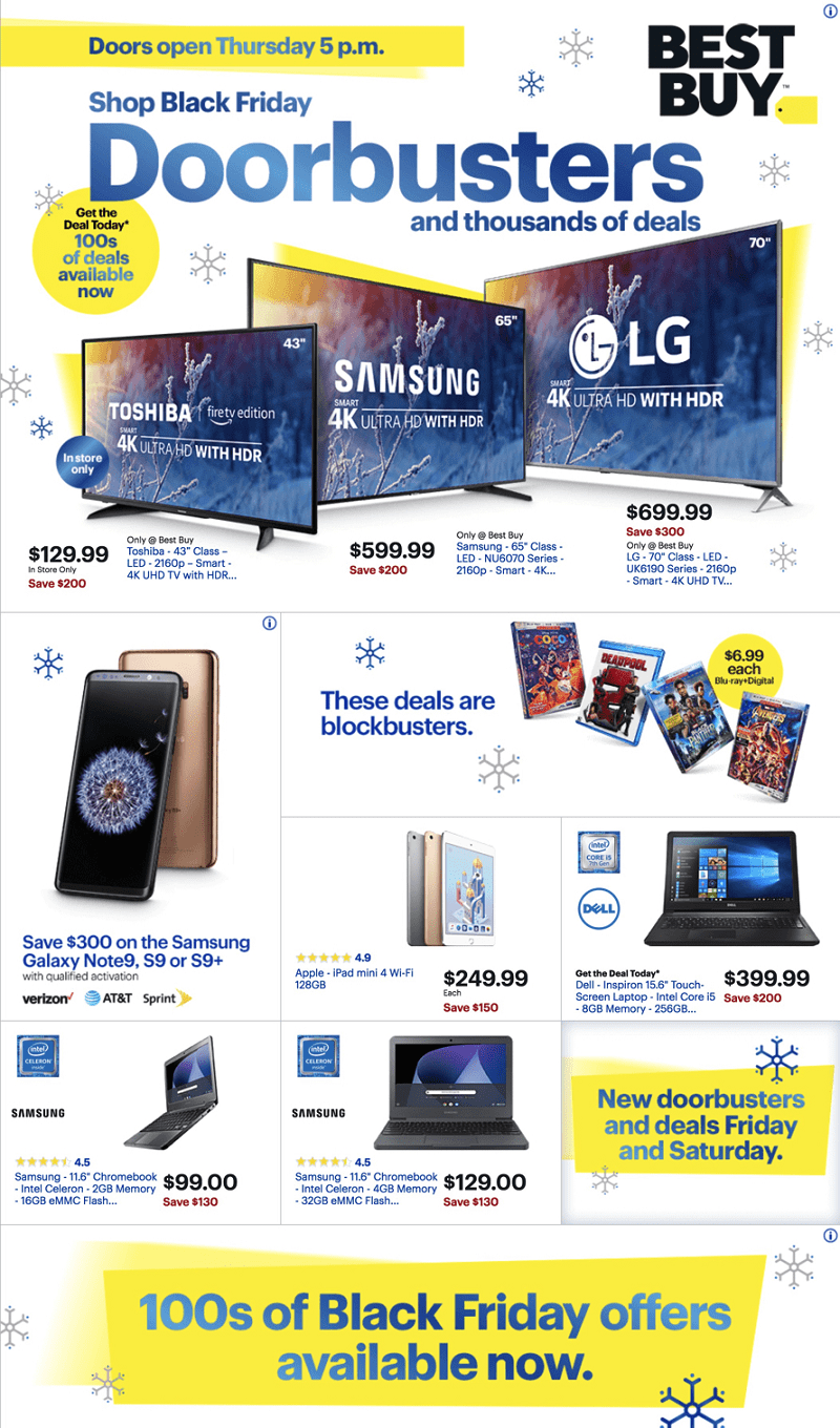 3780a9f92 Best Buy Black Friday Deals for 2018! - Thrifty NW Mom