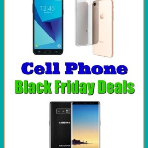 Best Cell Phone Black Friday Deals