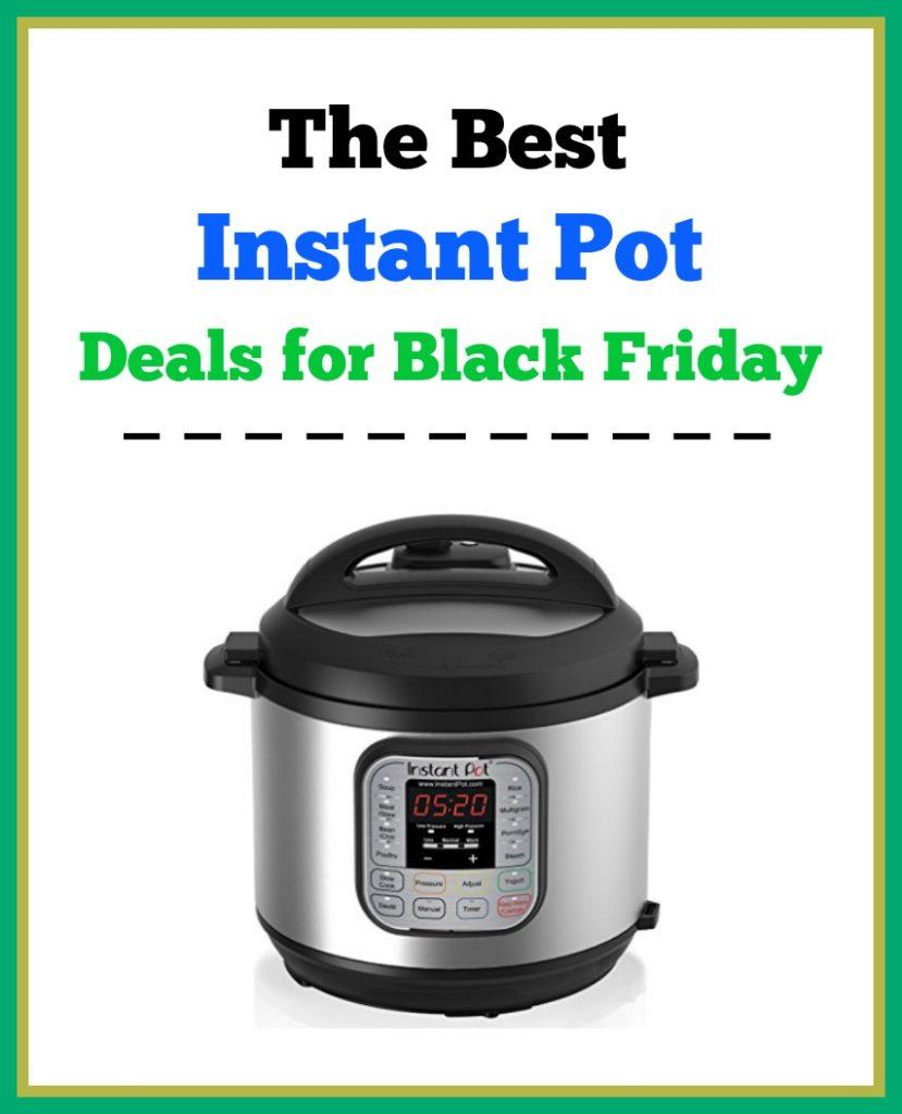 Best Instant Pot Black Friday Deals