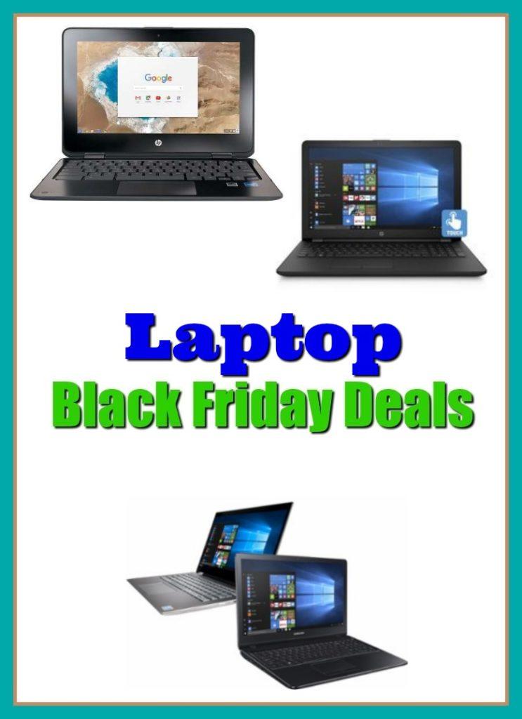 Best Laptop Black Friday Deals (Including Chromebooks)