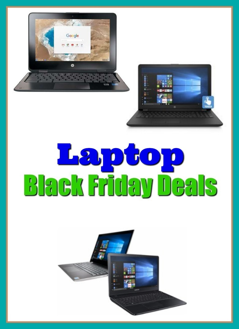 Best Laptop Black Friday Deals