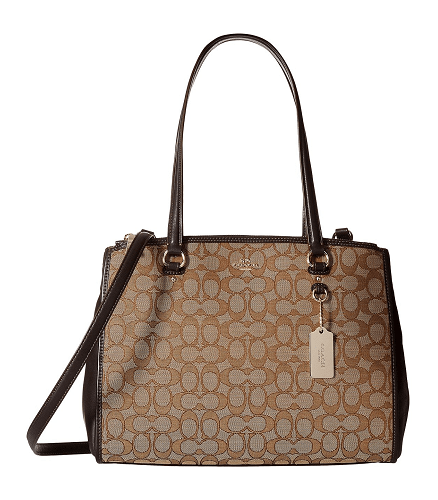 COACH Signature Stanton Carryall