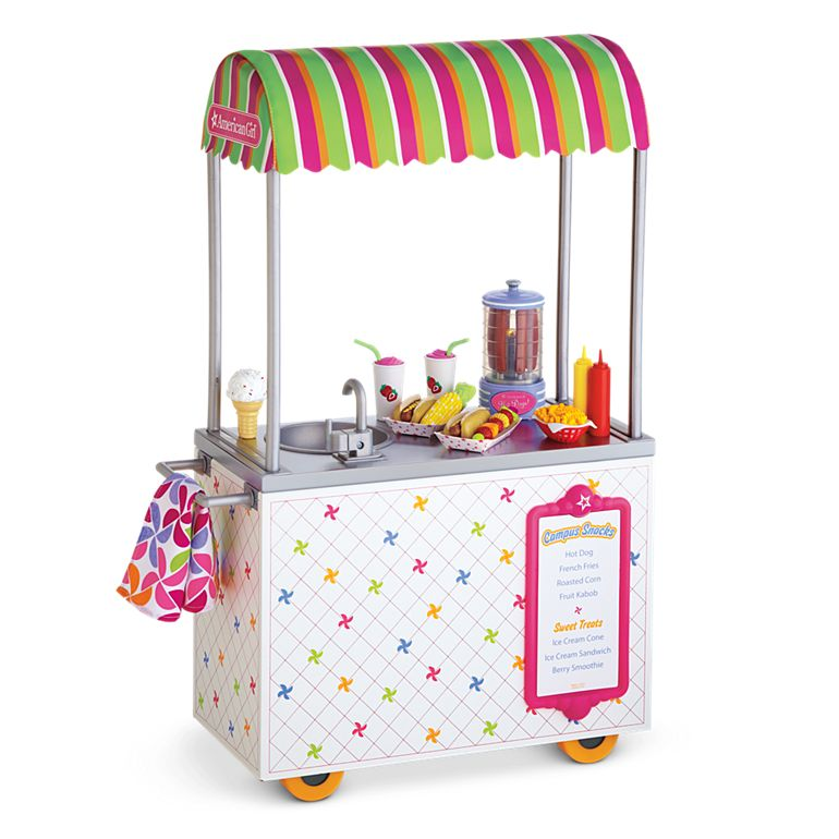 American Girl Campus Snack Cart