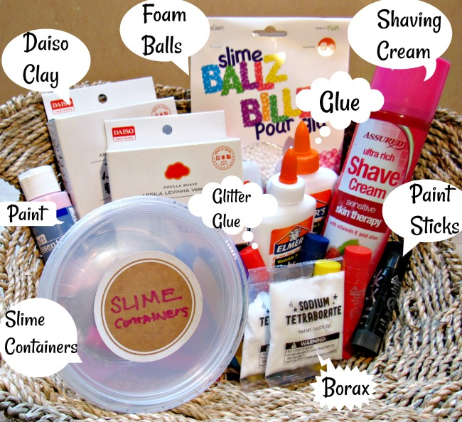 Christmas Gift Baskets For Kids.Slime Kits Gift Baskets Parents Everything Your Kids