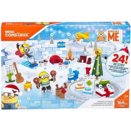 Mega Construx Despicable Me Advent Calendar – $9.97 (Reg. $24.99)!