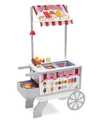 Melissa & Doug Snacks & Sweets Food Cart $99.99 (Reg $199.99) Today Only