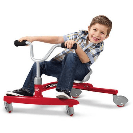 Radio Flyer Ziggle Ride-On
