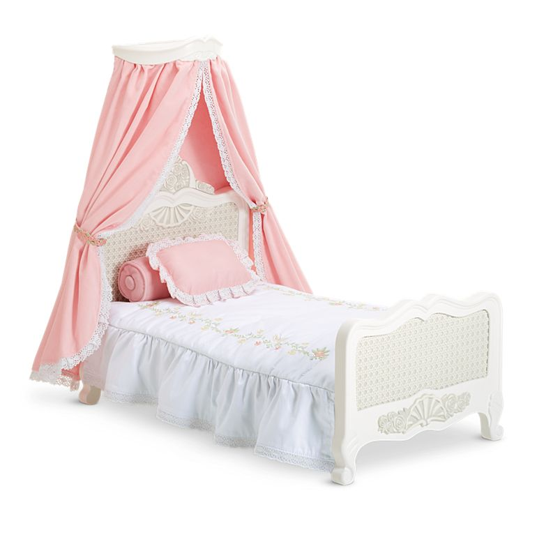 American Girl Samantha's Bed