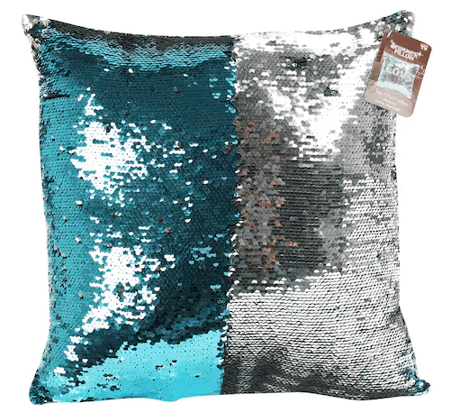 Shimmer Sequin Throw Pillow