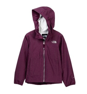 The North Face Rain Jacket for Girls